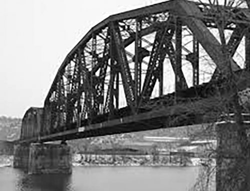 Norfolk Southern Railroad, Allegheny River Bridge