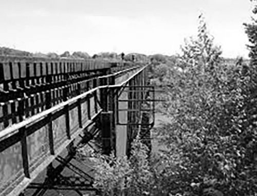 Chipewa River Railroad Bridge