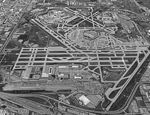 O'Hare International Airport Mass Grading
