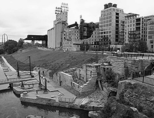 St Anthony Falls – Mill Ruins Park