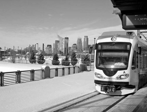 Hiawatha Light Rail-Minneapolis Commuter Rail