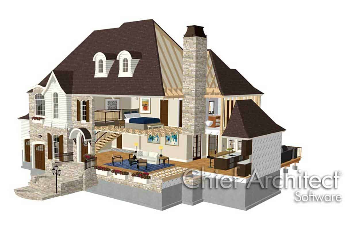 home-design-french-gingerbread